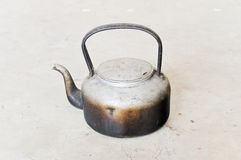 Old kettle Royalty Free Stock Image