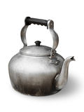 Old kettle Stock Images