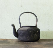 Old kettle Royalty Free Stock Photo