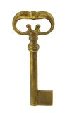 Old key #2 Royalty Free Stock Images