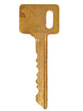 Old key. Royalty Free Stock Photo