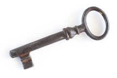 Old key Royalty Free Stock Photography