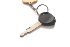 Old key of car  Royalty Free Stock Photos