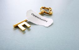 Opportunity Royalty Free Stock Image