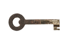 Old key Royalty Free Stock Image