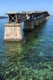 Old Key West Bridge Royalty Free Stock Photography