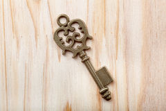 Old key Stock Image