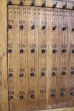 Old keychain hotel Stock Photo