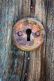 Old keyhole Royalty Free Stock Photo
