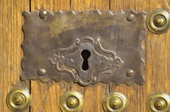 Old keyhole Royalty Free Stock Photography