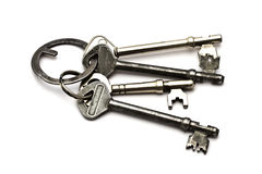 Old keys Royalty Free Stock Image
