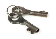 Free Old Keys Stock Images - 34449934