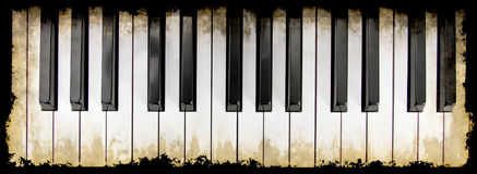 Old keys royalty free stock images