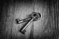 Old Keys Stock Images
