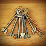 Old Keys Stock Image
