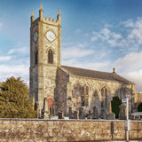 Old Kilpatrick Church Royalty Free Stock Photos