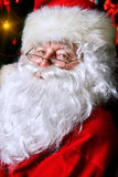 Old kind santa Royalty Free Stock Photography