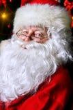 Old kind santa Royalty Free Stock Photography