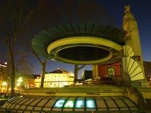 Old Kiosko in Bilbao Royalty Free Stock Photography