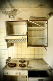 Old kitchen Royalty Free Stock Image
