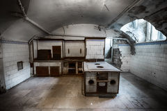Old kitchen Stock Photos