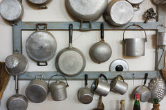 Old Kitchen Equipment Stock Images