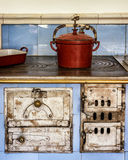 Old kitchen Stock Image