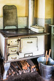 Old kitchen Royalty Free Stock Photography