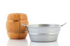 Old kitchen utensil Stock Photo