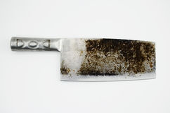 Old Knife Stock Photo