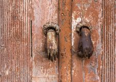 Old knocker Royalty Free Stock Photo