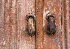 Old knocker Royalty Free Stock Photo
