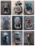 Old knockers Royalty Free Stock Photos