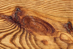 Old Knotted Pine Wood Board Grunge Texture Detail Royalty Free Stock Photo