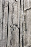Old Knotted Rotten Cracked Floorboards With Round Head Machine S Stock Photos