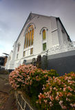 Old Knox Church. On Parnell Village Auckland Royalty Free Stock Photography