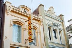 Old Kodak sign on building Royalty Free Stock Image