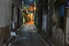 Old Kolkata At Night Royalty Free Stock Photo