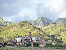 Old Koloa Sugar Mill Royalty Free Stock Image