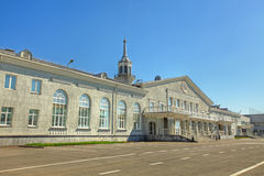 Old Koltsovo airport terminal in Yekaterinburg Stock Photography