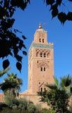 Koutoubia mosque in Marrakech, Morocco Stock Photo