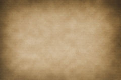 Old kraft paper background Royalty Free Stock Image