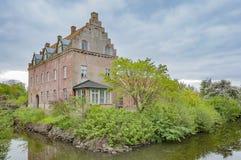 Old Kulla Gunnarstorp Castle Stock Image