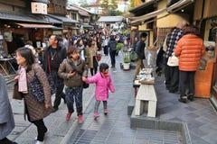 Old Kyoto royalty free stock photos