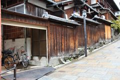 Old Kyoto Stock Image