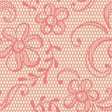 Old lace background, ornamental flowers. Vector Stock Images