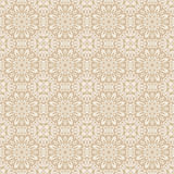 Old lace beige and white background, ornamental flowers. Stock Photos