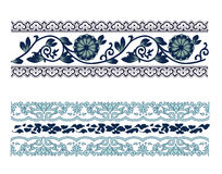 Old lace pattern Stock Photos