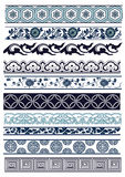 Old lace pattern Royalty Free Stock Photography
