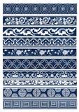 Old lace pattern Stock Photo